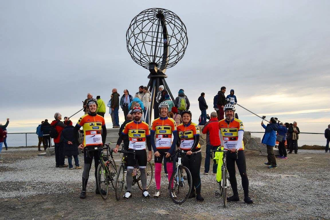 Summer challenges nordkapp cycling