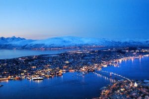 arctic cable car tromso viewpoint