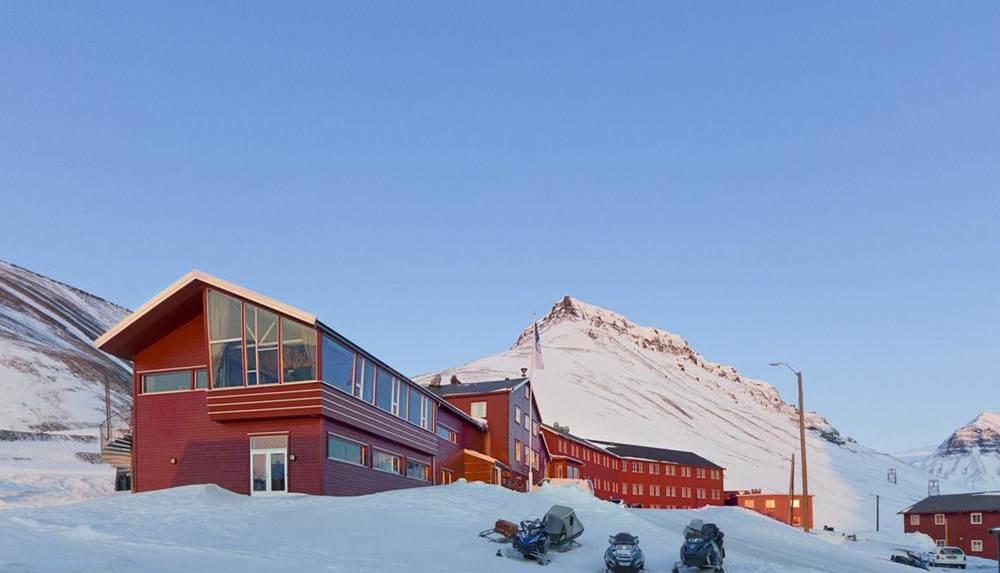 Funken Lodge, Svalbard