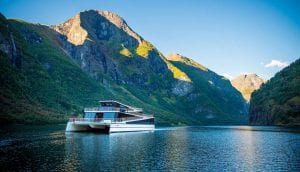 fjord cruise norway in a nutshell tesla of the sea future of the fjords