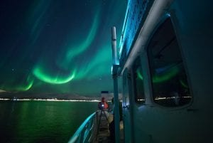 aurora cruise in tromso
