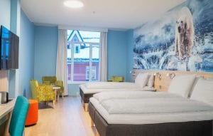 Thon Hotel Polar Tromsø room