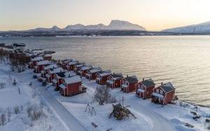 Malangen Resort Winter