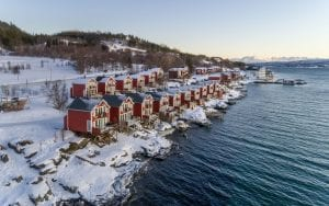 Malangen Resort Winter