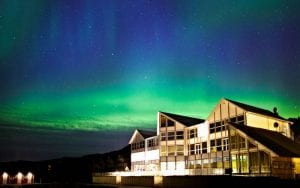 Malangen Resort Winter Northern Lights