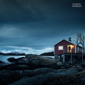 Svinoya Rorbour cabin Svolvaer