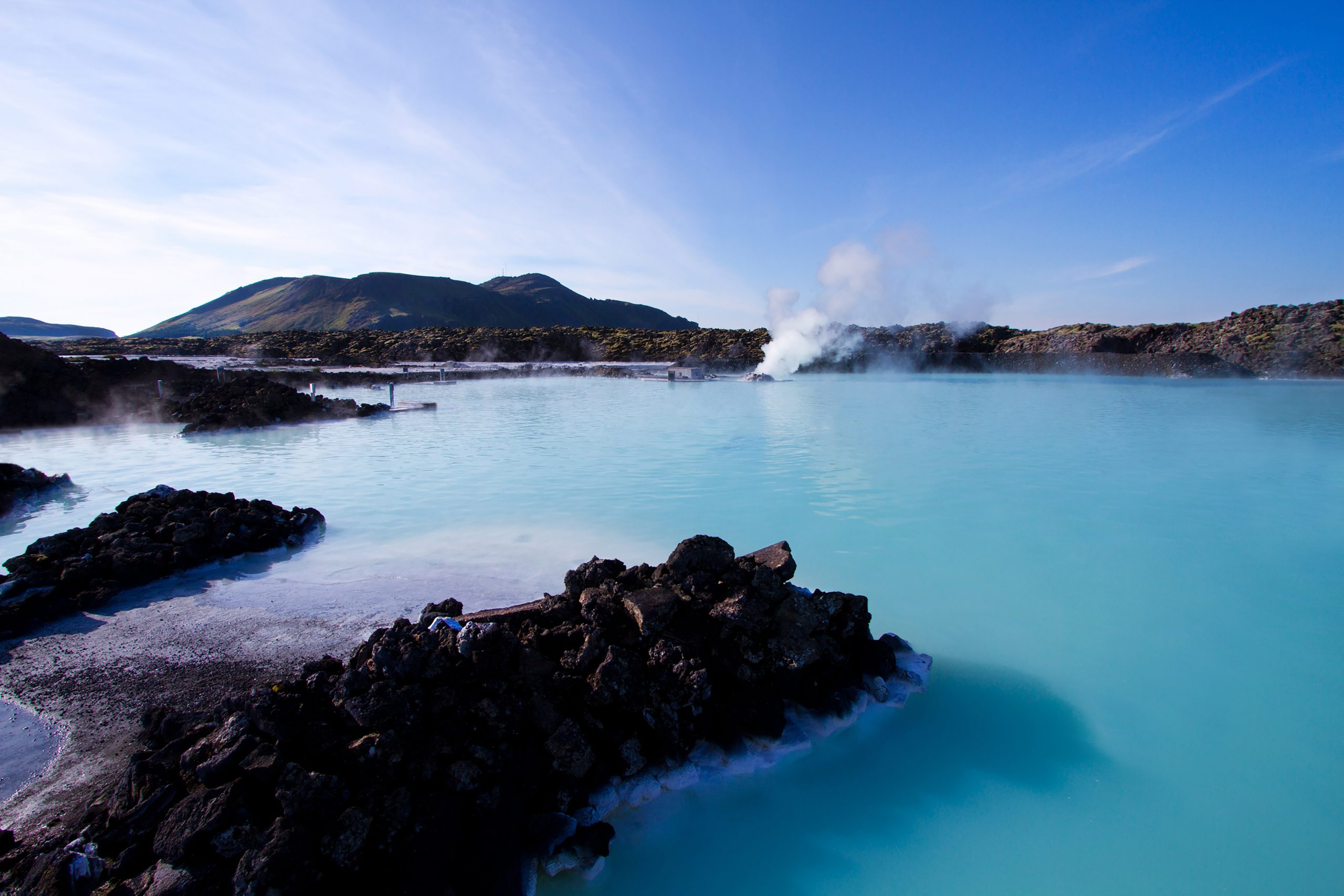 Blue Lagoon Hot Springs with