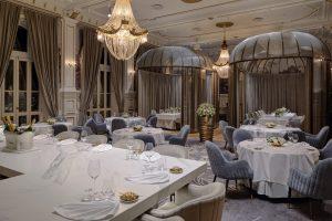 Britannia Hotel Speilsalen dinning area