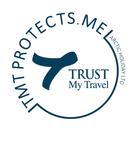 Trust My Travel Logo Trust My Travel Protects Me Arctic Holiday Ltd