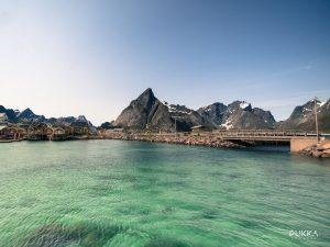 Pukka Sakrisøya-turquoise