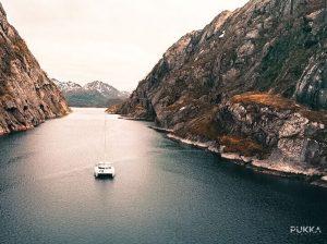 Trollfjord-sailing pukka