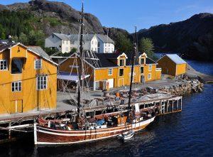 nusfjord harbour
