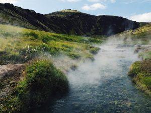 reykjadalur hveragerdi Iceland